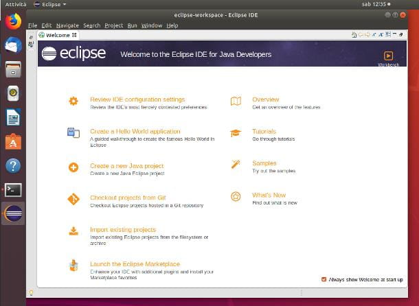 Come installare Eclipse su Ubuntu