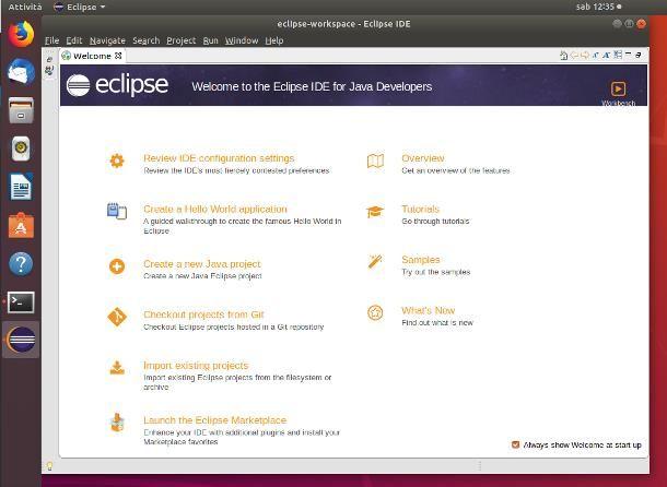 Come installare Eclipse su Ubuntu