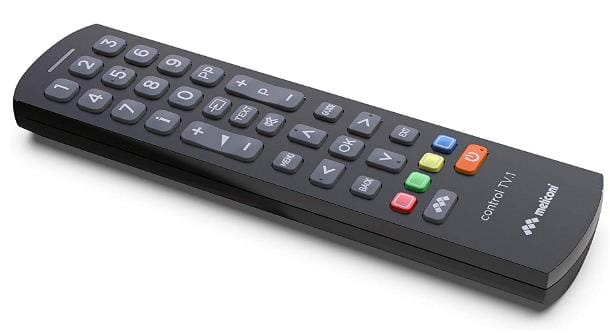 Come usare la TV senza telecomando originale