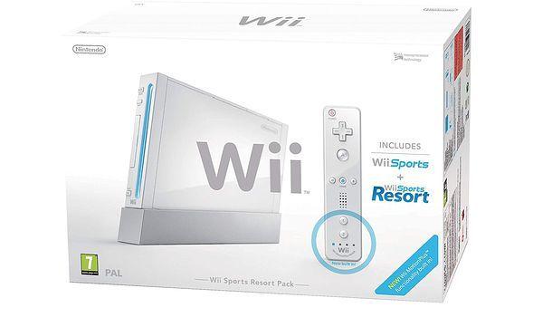 Wii + Wii Sports e Wii Sports Resort
