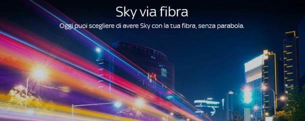 Come aggiornare decoder Sky Fibra