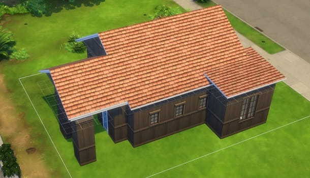 Casa finale The Sims 4