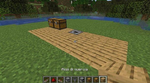 Copri Minecraft