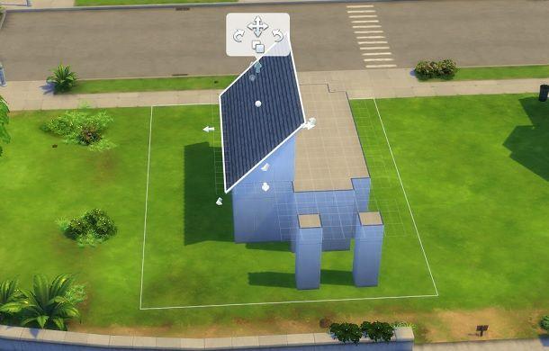 Estendi Struttura The Sims 4