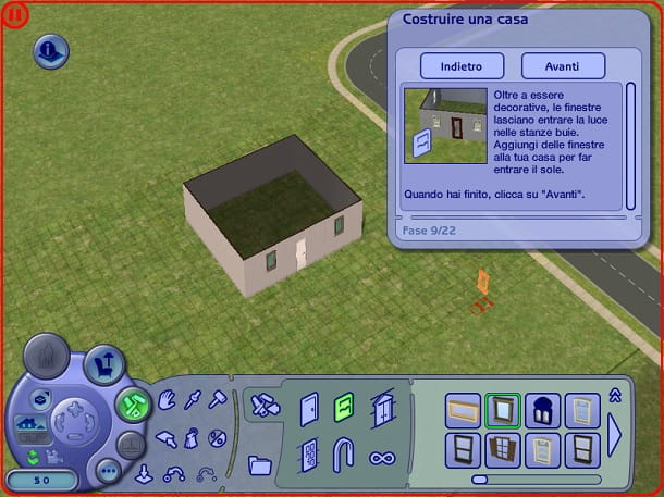 Finestre The Sims 2