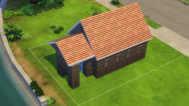 Finestre The Sims 4