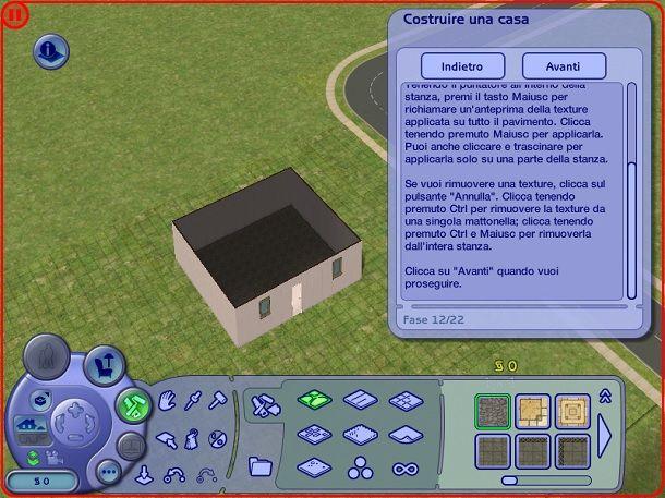 Pavimento The Sims 2
