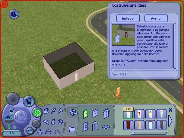 Porta The Sims 2