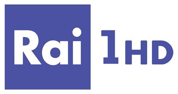 Rai 1 HD Logo