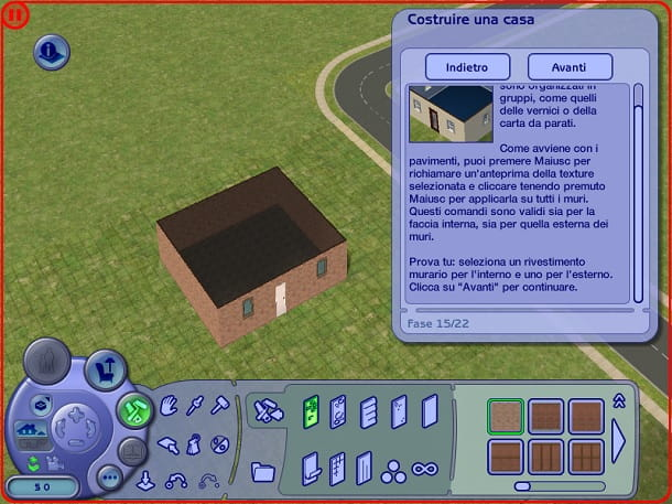 Rivestimenti murari The Sims 2