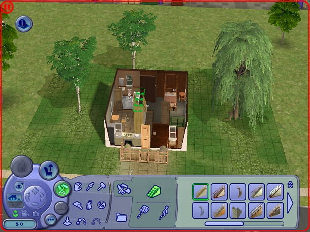 Scale The Sims 2