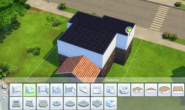 Secondo piano The Sims 4
