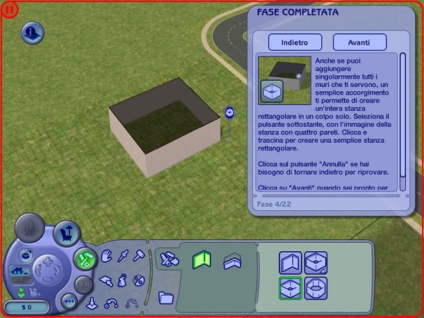 Stanza The Sims 2