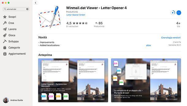 Installazione Winmail.dat Viewer