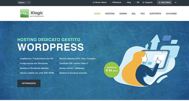 Xlogic WordPress