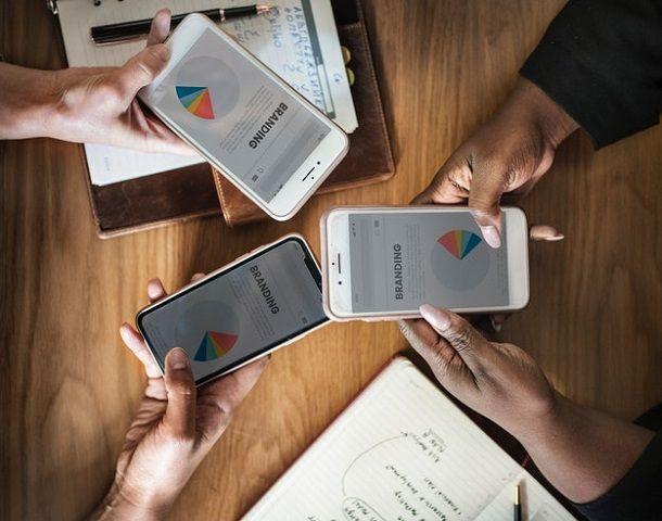 Come trasferire una app con Bluetooth - Informazioni preliminari