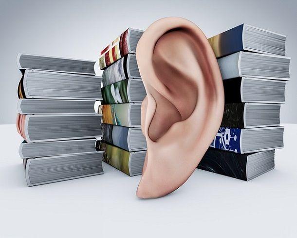 Come scaricare un audiolibro