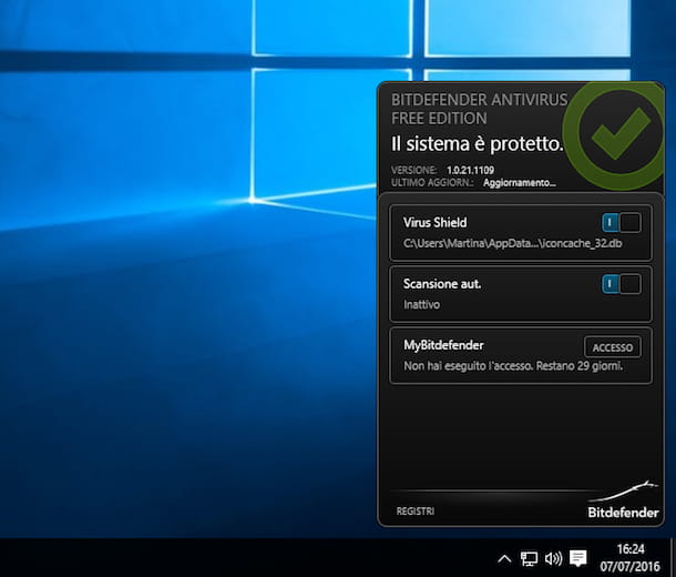 Come evitare intrusioni nel PC - Antivirus