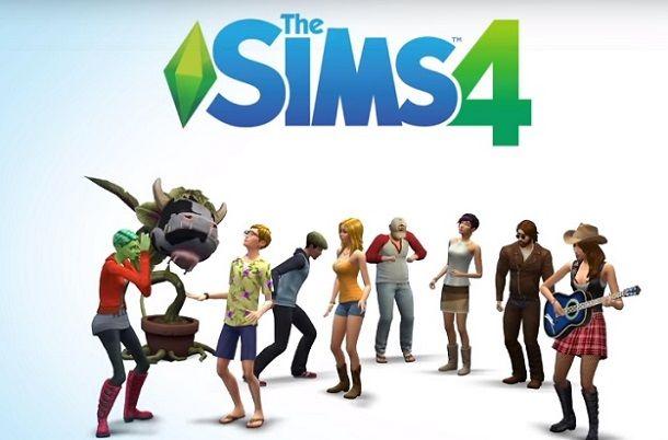 """Riportare """"originale"""" The Sims 4 PC"""