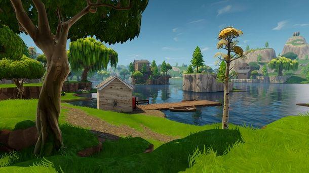 Giocare a Fortnite tra PS4 e Xbox