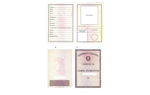 Carta di identità Revolut