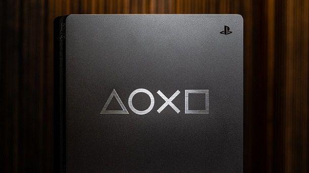 Le diverse opzioni di hotspot a PS4