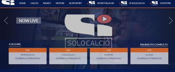 Come guardare Sportitalia HD in streaming