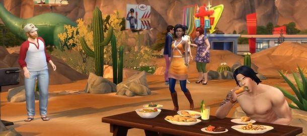Attivare i trucchi su The Sims 4 PC