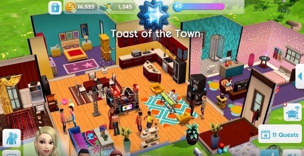 Soldi Infiniti The Sims 4 PS4