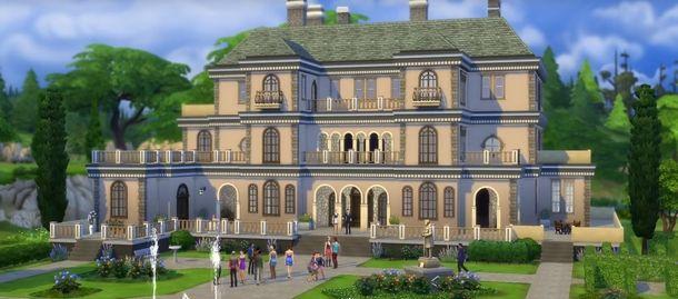 Costruire con soldi infiniti in The Sims 4 PC