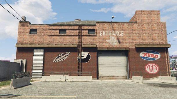 Acquistare un garage su GTA 5 Storia