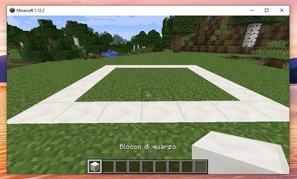 Base 7 x 7 Minecraft