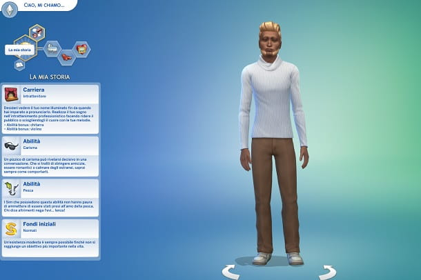 Carriera The Sims 4