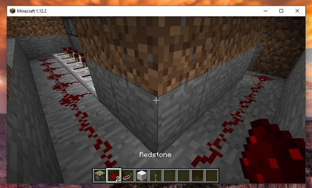 Collega Redstone Minecraft