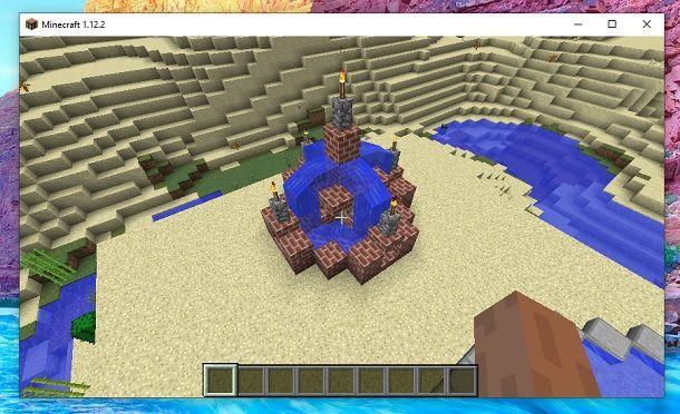 Come costruire una fontana da giardino in mattoni
