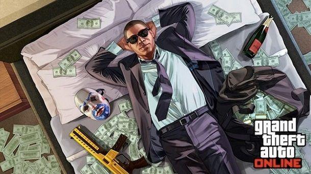 Come diventare ricchi su GTA 5 Online