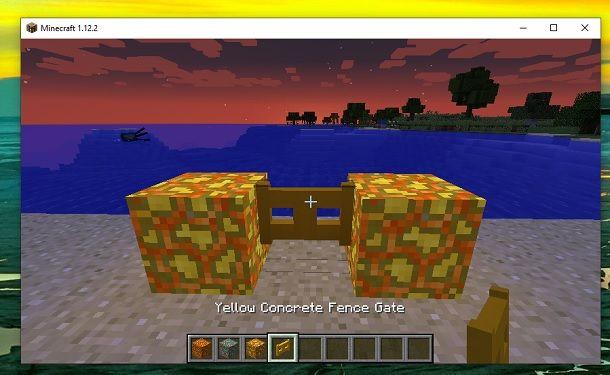 Concrete Mod Minecraft