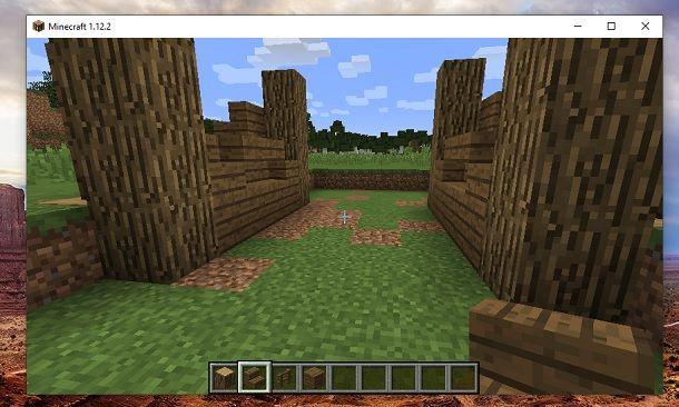 Copia struttura 2 Minecraft