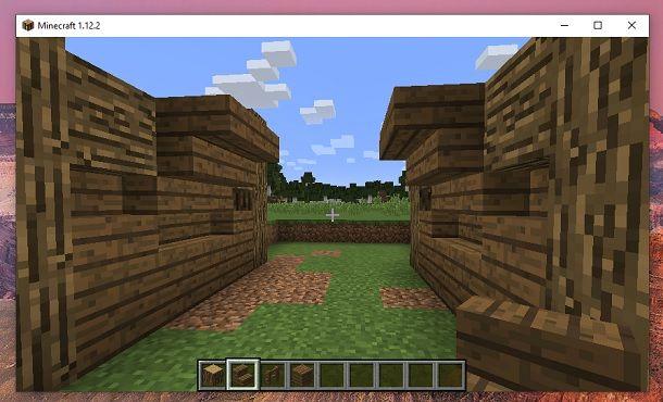 Copia struttura 3 Minecraft