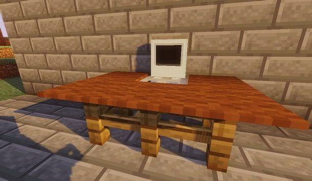 Costruire un PC su Minecraft