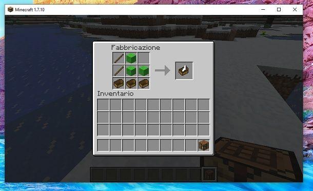 Fabbricazione barca a vela Minecraft Mod