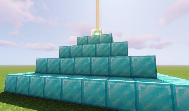 Faro su Minecraft