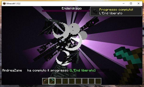 Finale Minecraft
