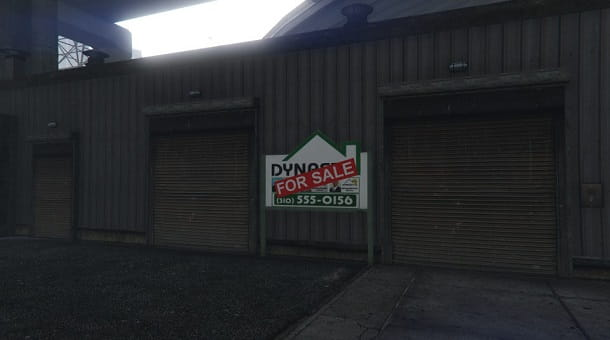 Garage economico su GTA Online