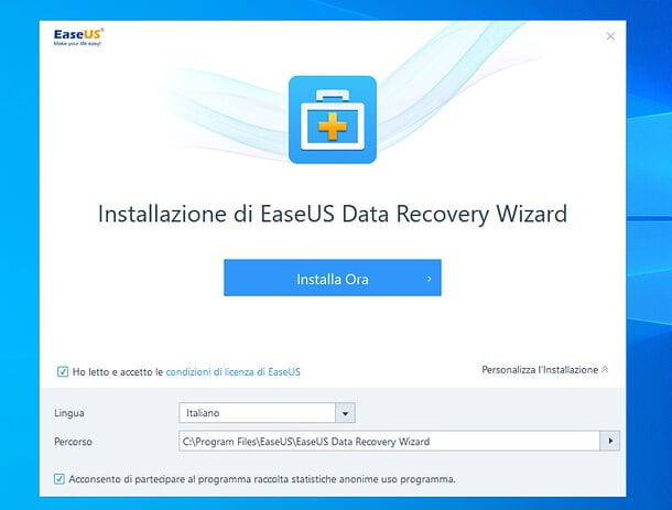 EaseUS Data Recovery Wizard