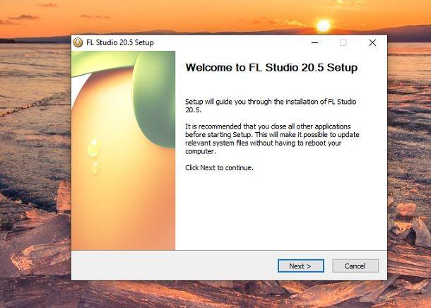 Installazione FL Studio