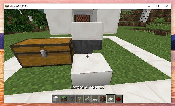Lastra 2 Minecraft