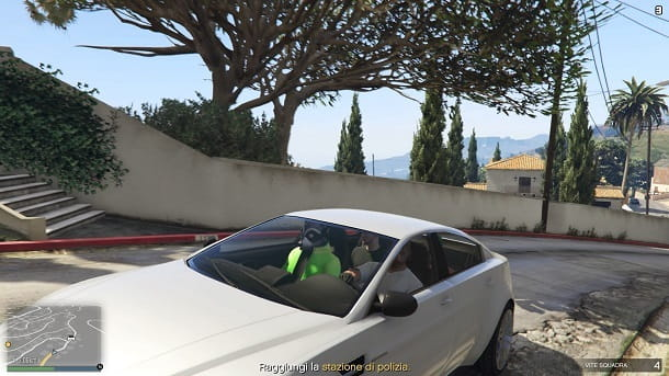 Missioni GTA Online