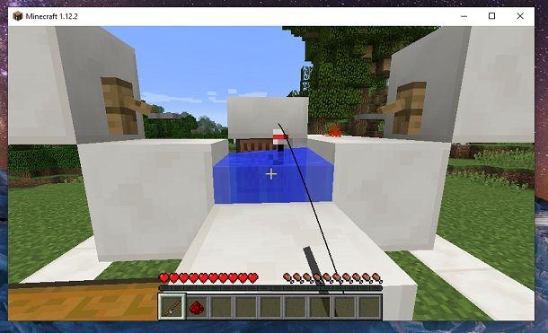 Pescare Minecraft