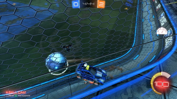 Salto Rocket League
